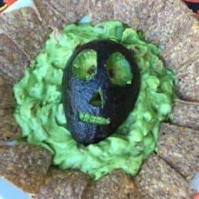Skull Guacamole 2