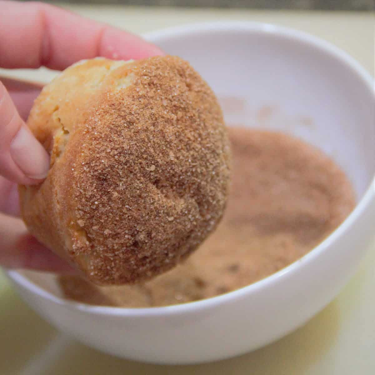 Apple and Cinnamon Muffins 2