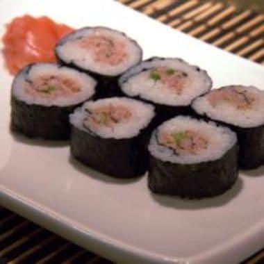 Canned Tuna Sushi 2