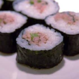 Canned Tuna Shushi