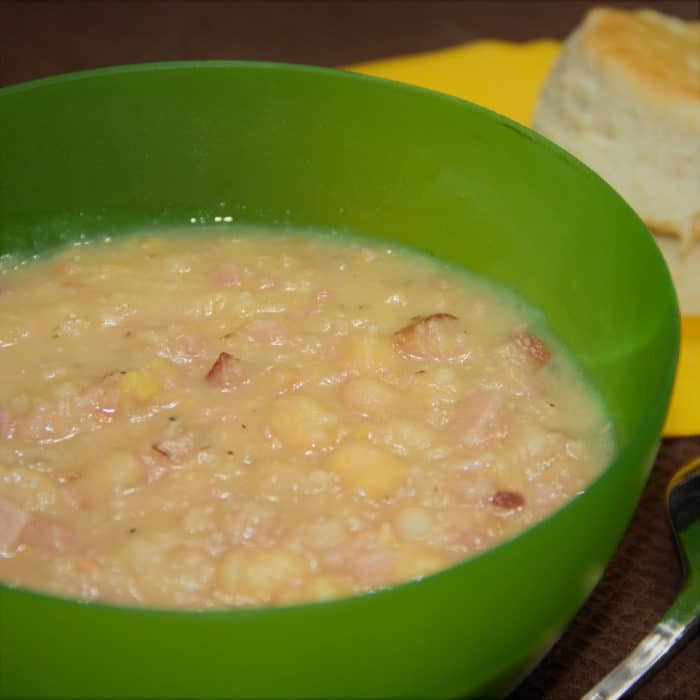 Ham and Bacon Chowder