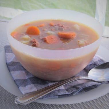 Corn Beef Stew