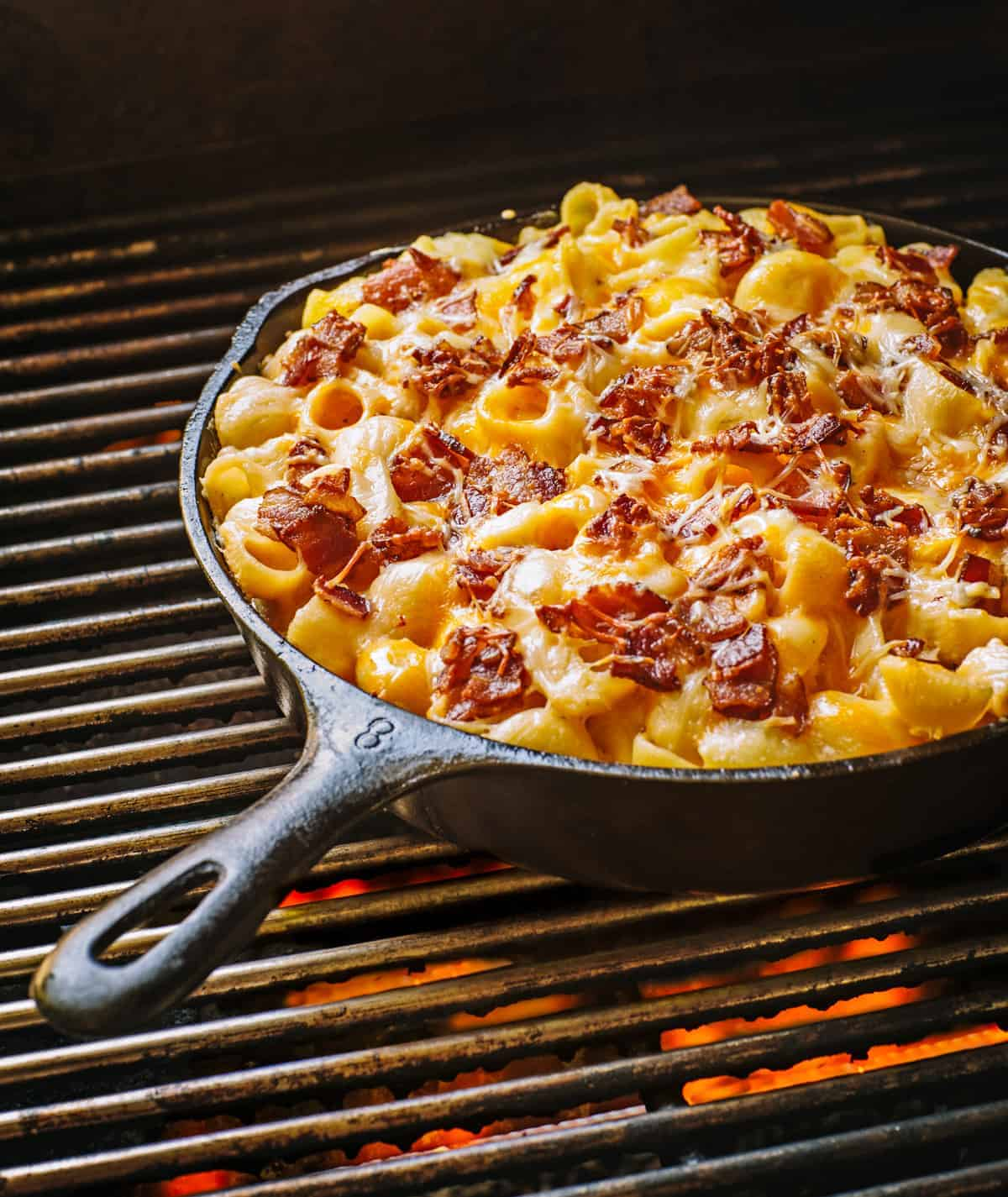 Smoked Mac 'N' Cheese