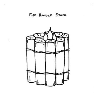 Fire Bundle Stove