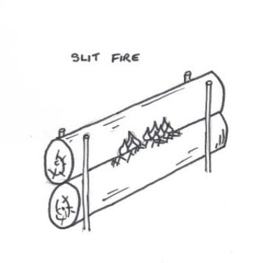 Slit Fire
