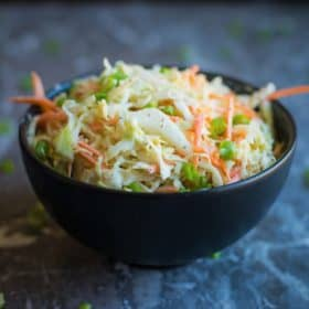 Southern Style Slaw