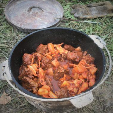 Campfire Beef Stew