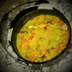 Sweet Creamy Curry