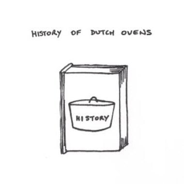 History of Dutch Ovens