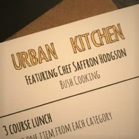 Urban Kitchen Guest Chef