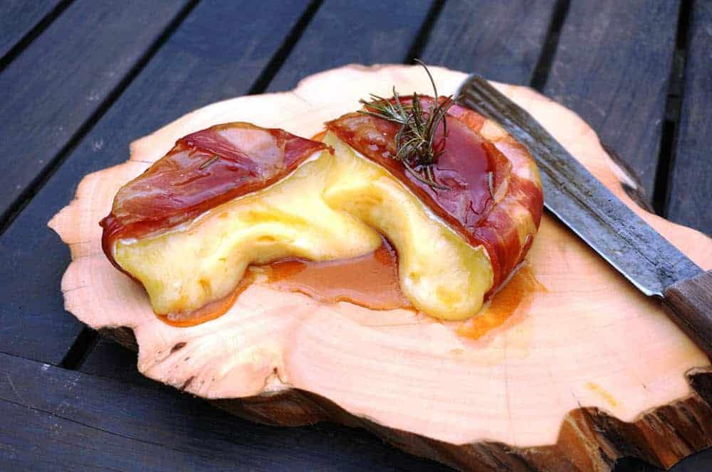 Smoked Brie Cheese