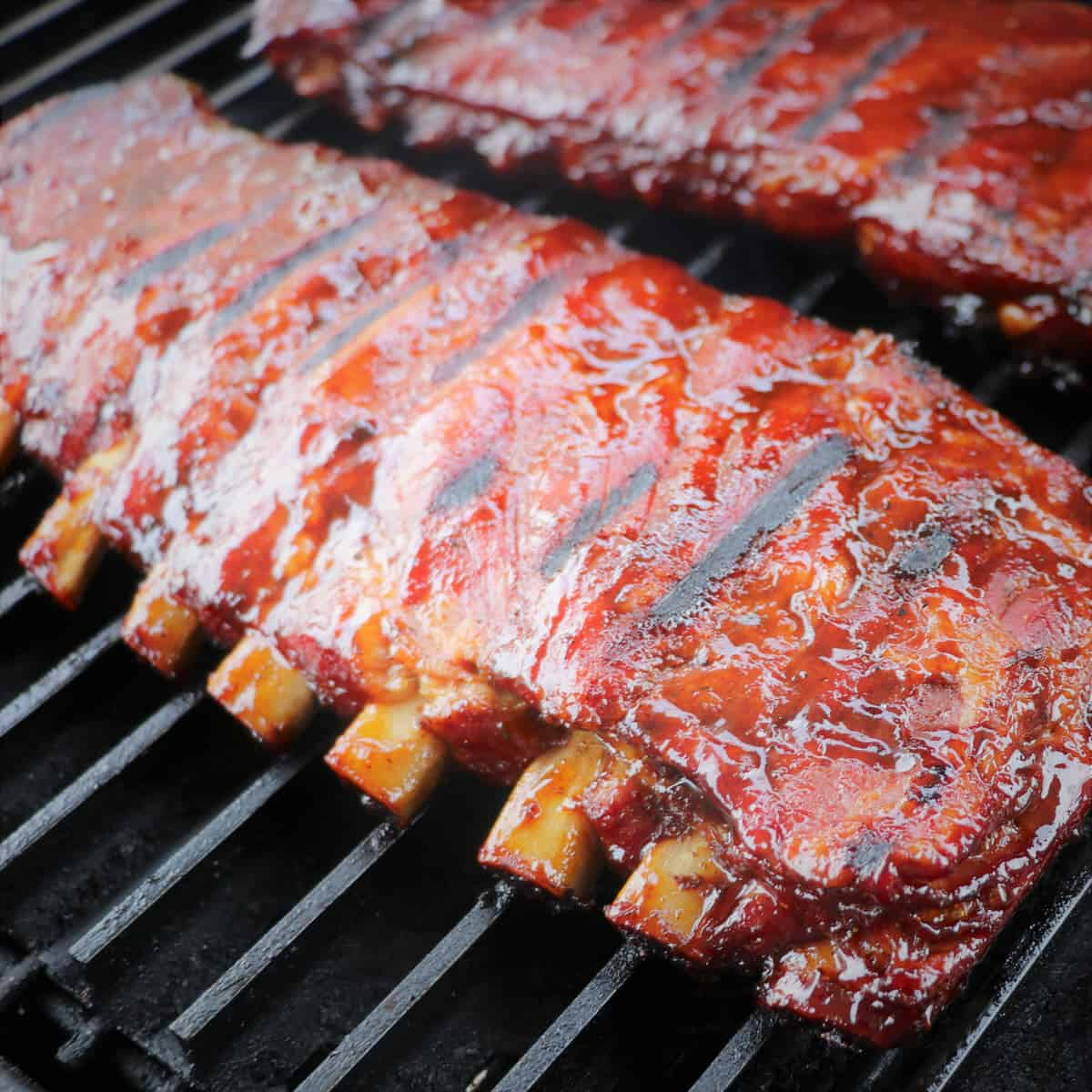 Char Glazed Ribs