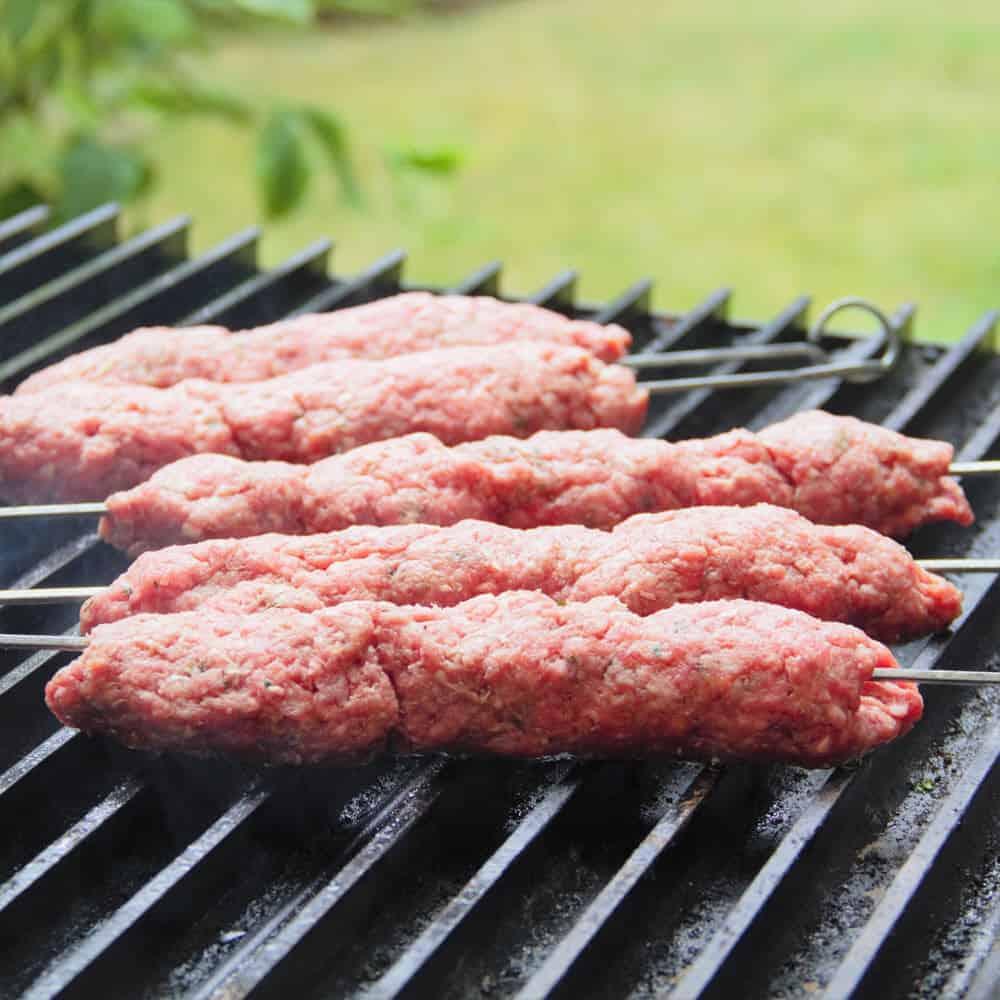 Grilled Beef Kebob